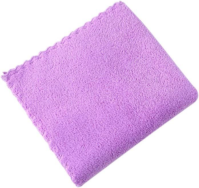 Not application Microfiber Dish Cloth Cleaning Towel Super Absorbent Dish Rags, Ultra Absorbent Drying & Cleaning Everyday Kitchen Basic 29.4813.76inch 5 Colors Assorted Streak-Free for Kitchen Car