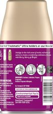Glade Automatic Spray Refill, Air Freshener for Home and Bathroom, Berry Merry & Bright, 6.2 Oz