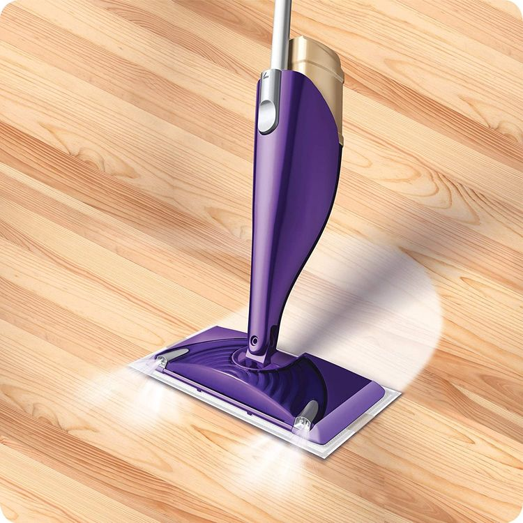 Swiffer Wetjet Heavy Duty Mop Pad Refills for Floor Mopping and Cleaning, All Purpose Multi Surface Floor Cleaning Product, 20 Count(Packaging May Vary)