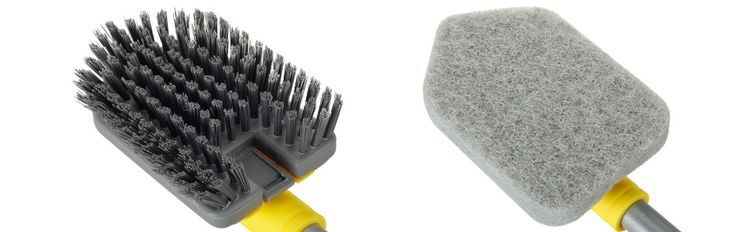 Cleaning Brush Tub and Tile Scrubber