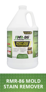 RMR-86 Mold Stain Remover | Removes Mold Stains in seconds