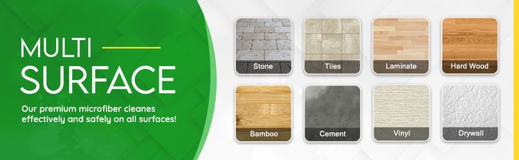 micoriber pads for swiffer cleaning wood floors