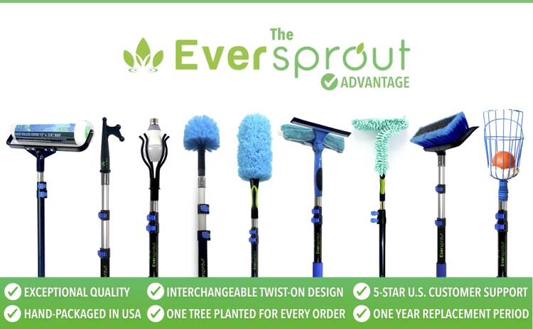 eversprout product line amazon store