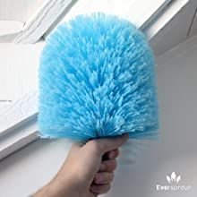 eversprout cobweb duster with extension pole