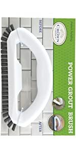 grout brush grout cleaner scrubbing brush