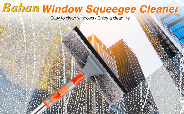 window squeegee cleaning tool