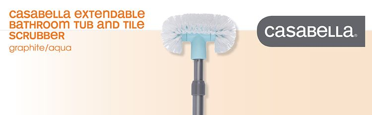 casabella mop bathroom scrubber cleaning cleaning supplies