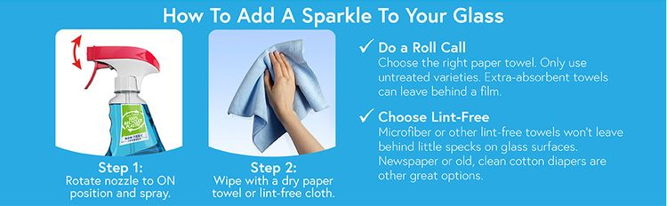 How to Add A Sparkle To Your Glass