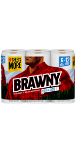 pick-a-size, preforated sheets, paper towels, pantry towels