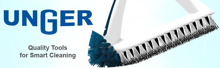 Unger 2-in-1 Bath and Tile Brush