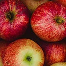THE ESSENCE of crisp McIntosh apples combine with chilled cider and juicy berries.