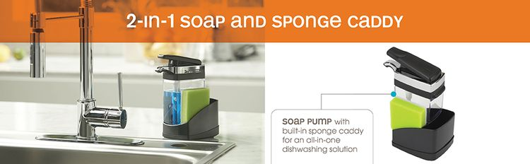 cleaning soap dispenser casabella cleaning kitchen supplies