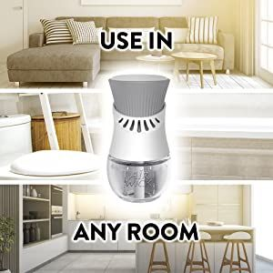 Use in Any Room
