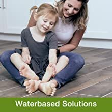 waterbased, safe for pets, safe for kidssustainable