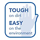 Tough on dirt, easy on the environment
