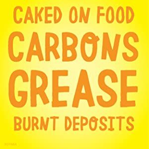 Removes Grease