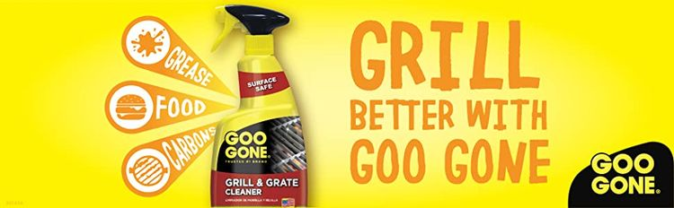 Grill Better With Goo Gone
